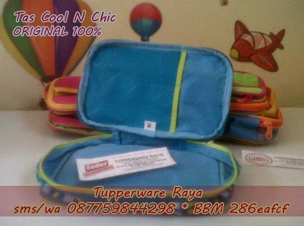 Tupperware SparePart - Tas Cool n Chic