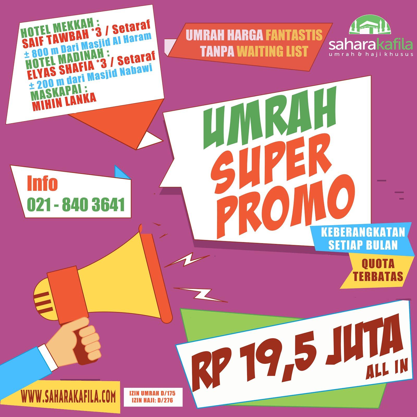 Umrah Super Promo