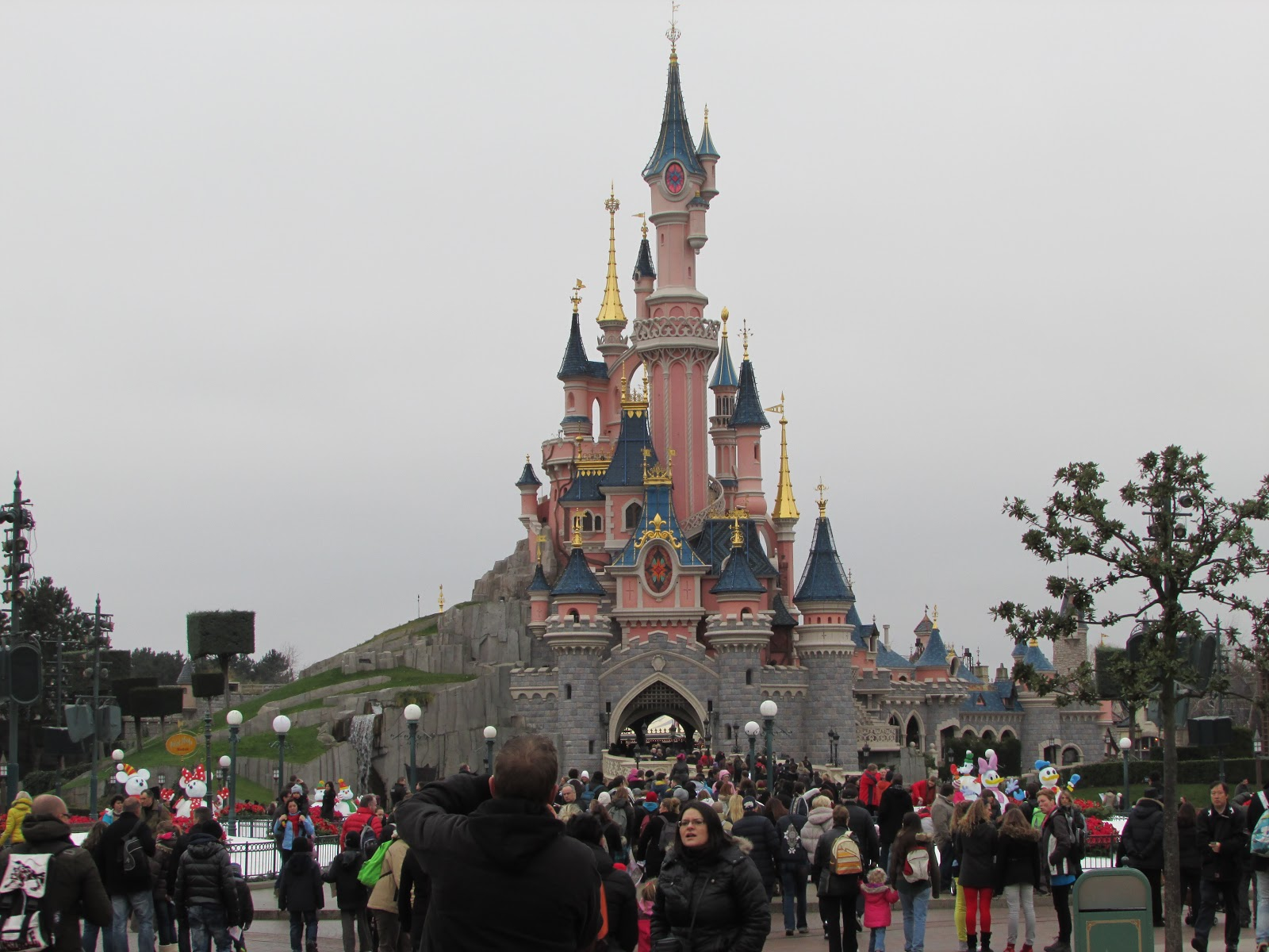 Insights and Sounds: An American in Paris: Day Three, Disneyland Paris