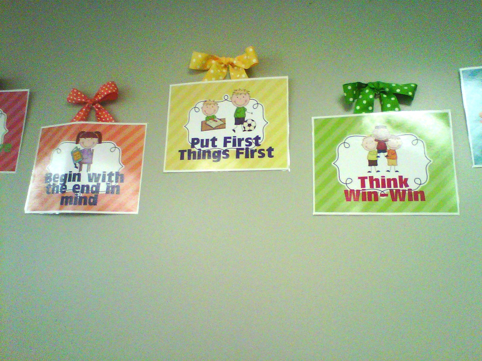 Little lovely leaders leadership all around for 7 habits decorations