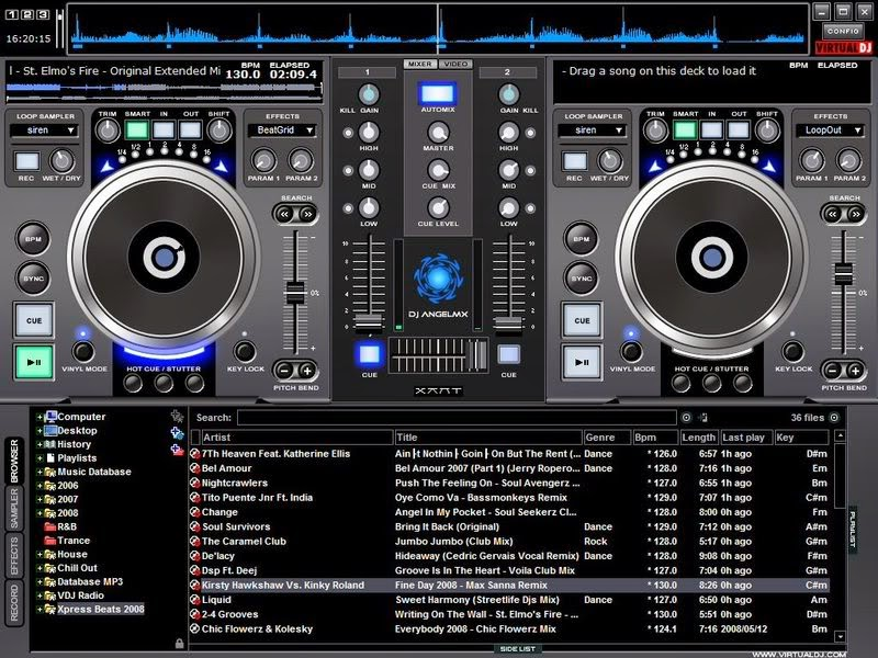 Virtual dj pro 7. 0 skins. Its virtualdj fast skins. beginning fingerstyle