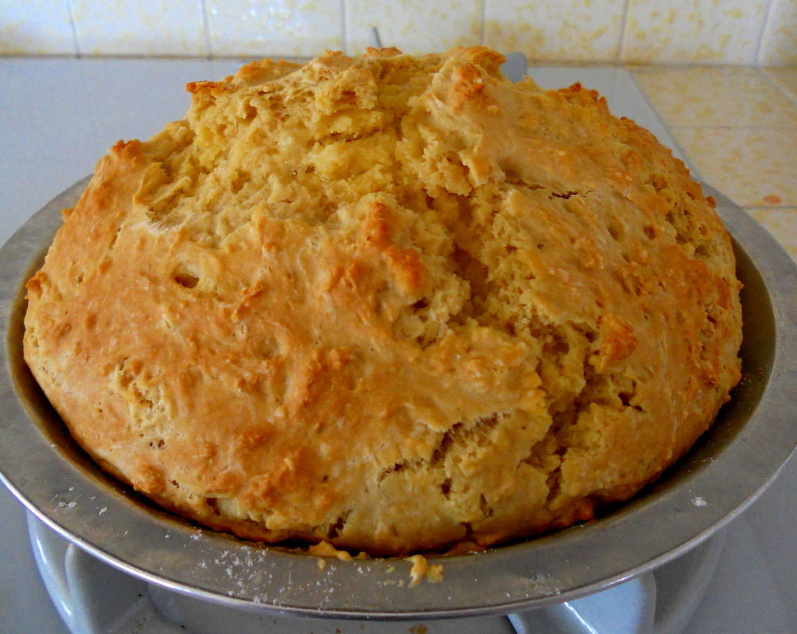 SWEET AS SUGAR COOKIES: Irish Soda Bread Biscuit