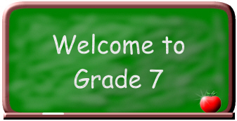 Image result for welcome to 7th grade