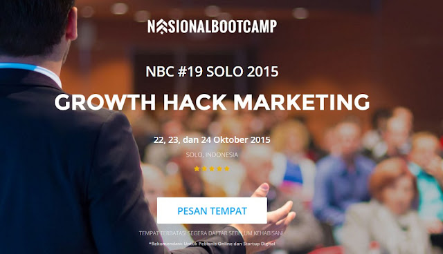 National Bootcamp