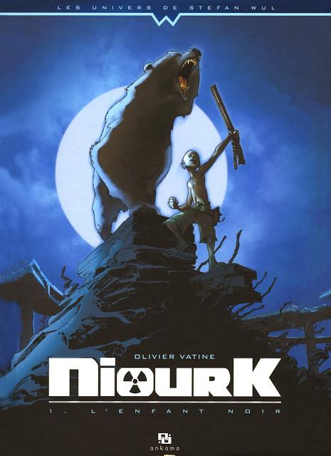 NiourK - Olivier Vatine (Série finie)