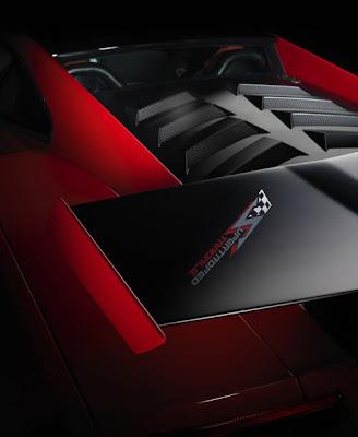 2012 Lamborghini Gallardo LP 570-4 Super Trofeo Stradale