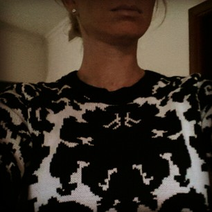 baroque sweater, baroque, fashion blogger roma, baroque mood
