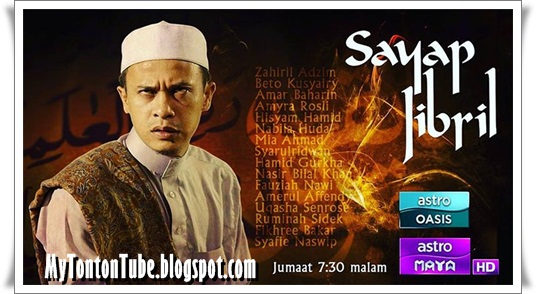 Sayap Jibril (2015) Astro - Full Episode