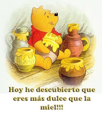 Winnie Pooh con Movimiento y Brillo *•* IMAGENES de Amor