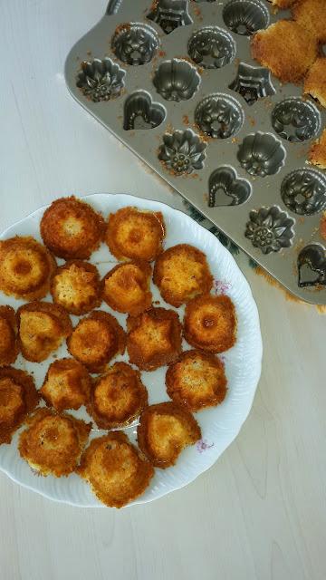 Fındıklı Minicik Muffinler