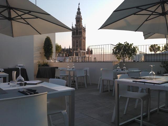 Restaurantes em Sevilha
