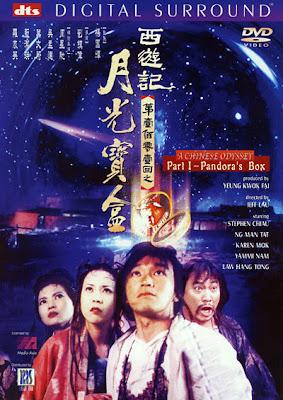 poster Tân Tây Du Ký - Châu Tinh Trì