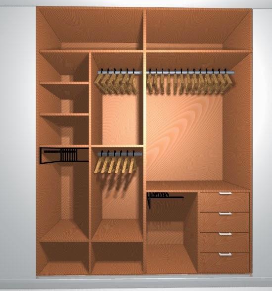 Un armario fabricado seg n sus necesidades carpintero for Muebles a medida sevilla