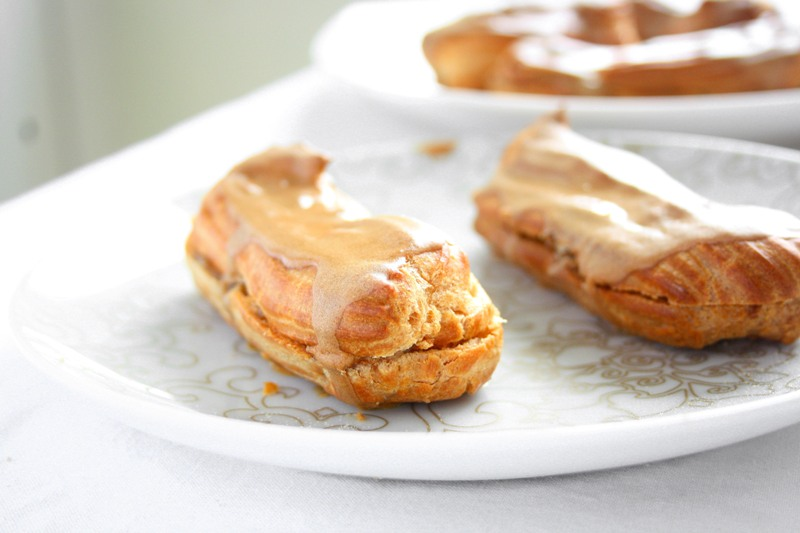 collecting memories: Coffee Eclairs
