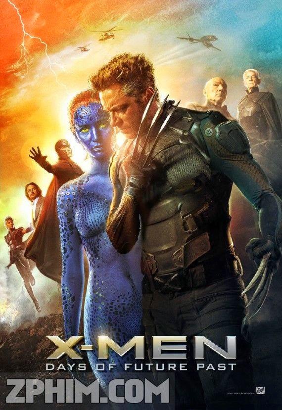 Dị Nhân: Ngày Cũ Của Tương Lai - X-Men: Days of Future Past (2014) Poster