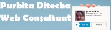 Purbita Ditecha Web Consultant
