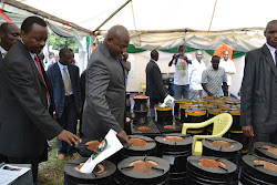 His Excellency Hon. Pierre Nkurunziza President of Burundi Visits the 13 Jua Kali Expo