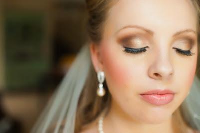 como fazer maquiagem noiva diferente