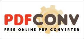Convierte documentos PDF online con PDFconv