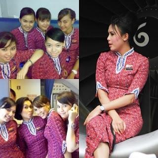 Pramugari Cantik dalam Musibah Lion Air