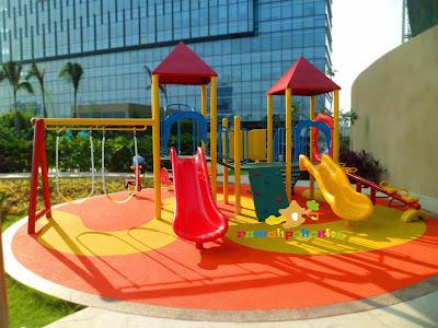 playground indonesia Hotel Raffles