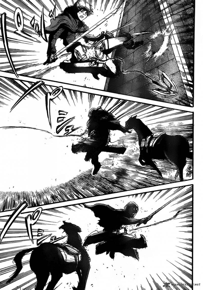 Shingeki no Kyojin Ch 24: The Forest of Giant Trees