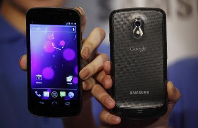 Harga Samsung Galaxy Nexus di indonesia