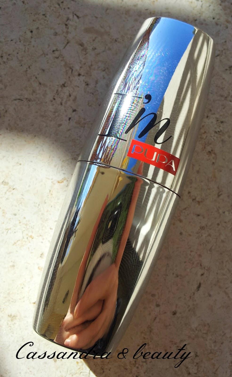 Rossetto I'M PUPA - numero 304 Red Tango - swatch e prime impressioni