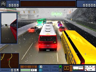 game lawas, game BUS, driver, bus driver, game kecil