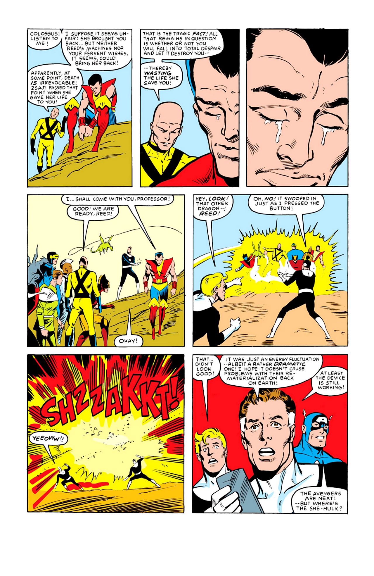 Captain America (1968) Issue #292m #220 - English 41