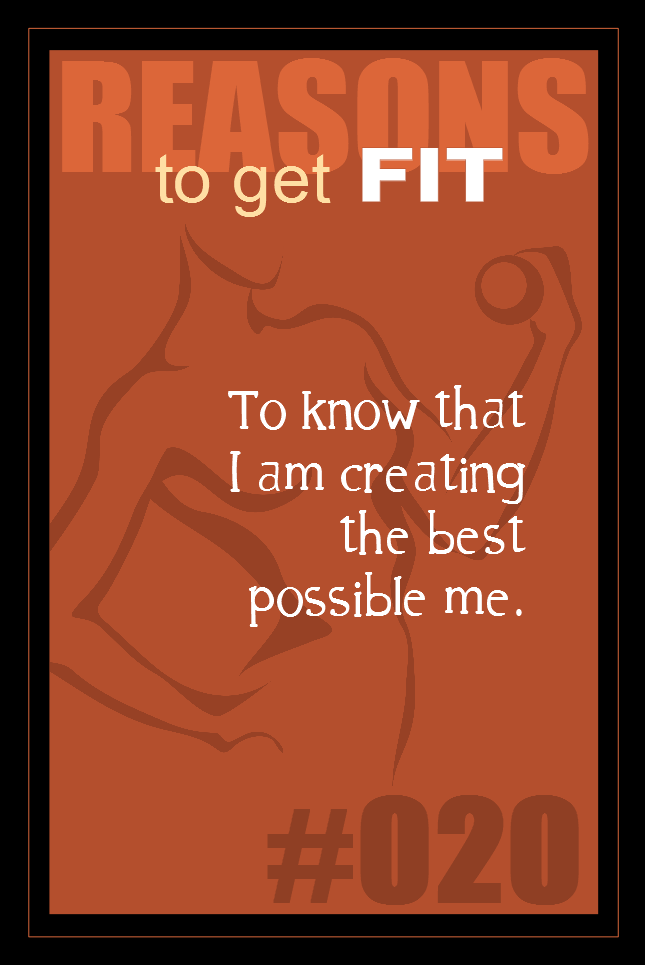 365 Reasons to Get Fit #020