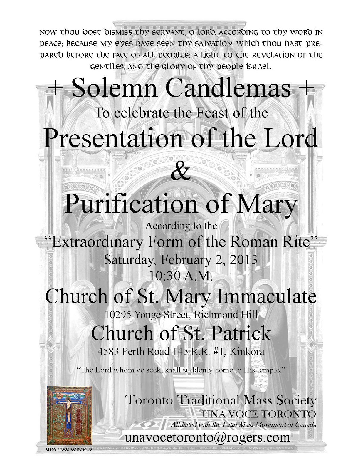 Love Latin requiem mass