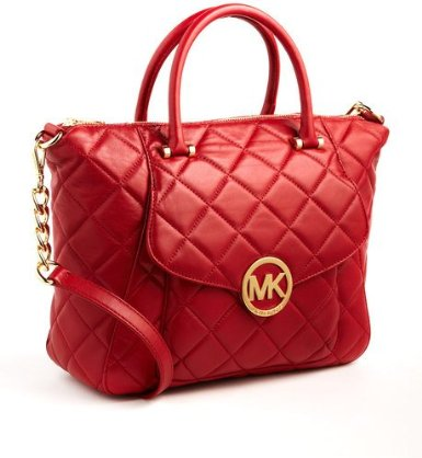 RED MICHAEL KORS HANDBAGS