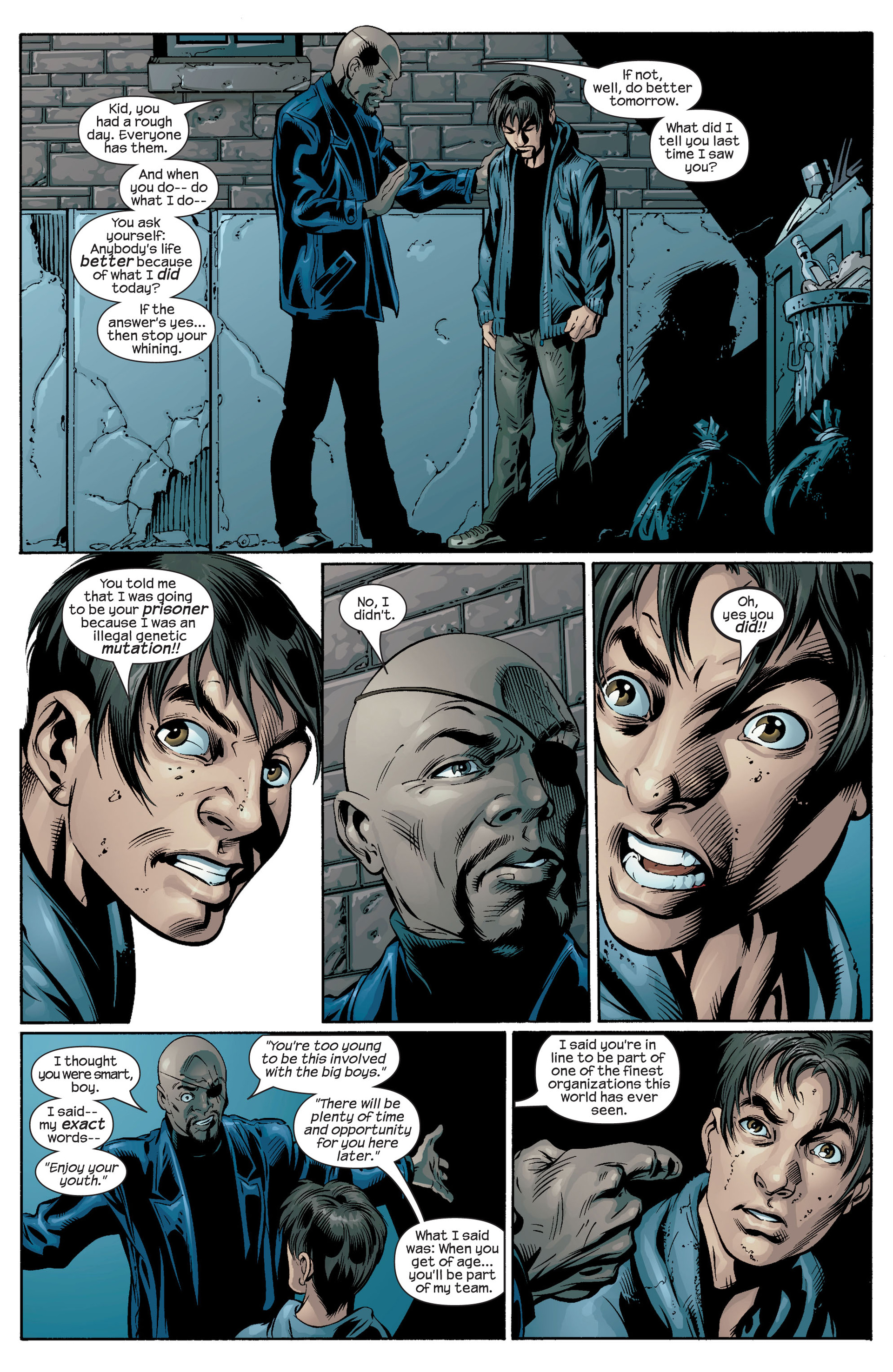 Ultimate Spider-Man (2000) Issue #39 #43 - English 9