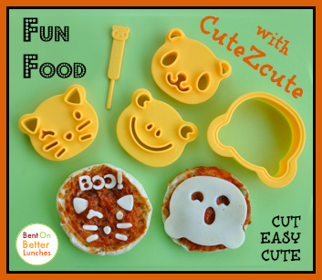 Fun Halloween Pizzas with CuteZcute!