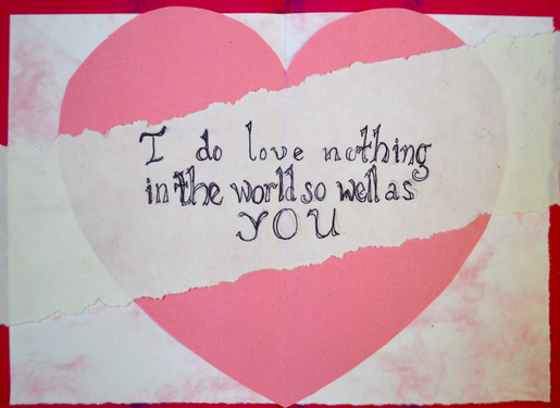 Romantic Greetings Sayings For Valentines