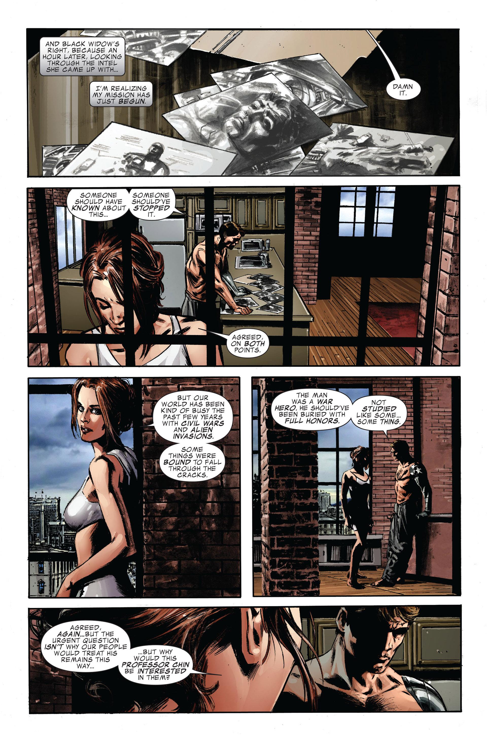 Captain America (2005) Issue #45 #45 - English 22