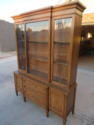 antique credenza...SOLD