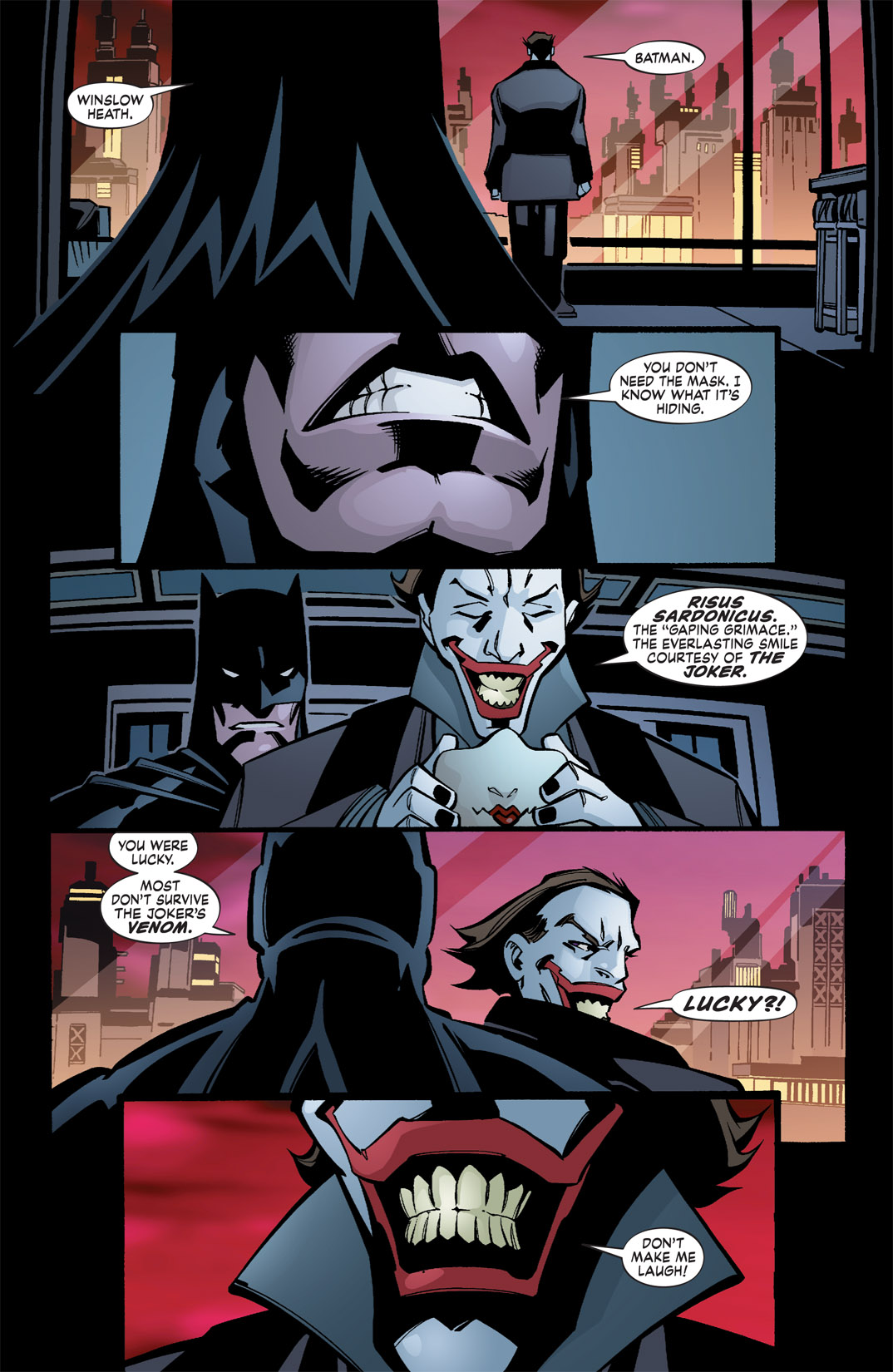 Detective Comics (1937) Issue #869 Page 16