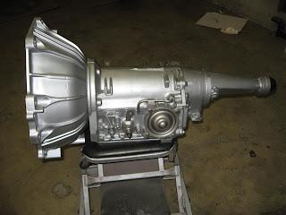 rebuild ford c4 transmission video