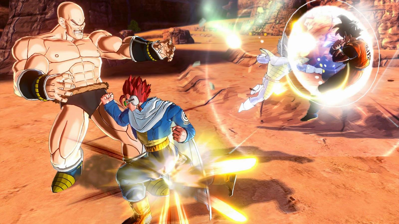 Dragon Ball Xenoverse Full Version | Game PC Seru
