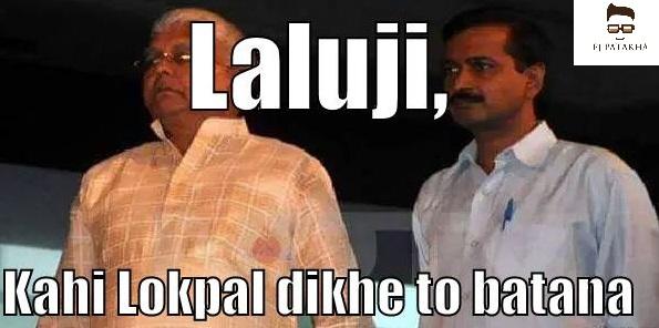 Kejriwal meme