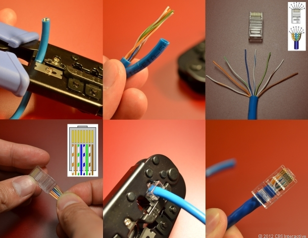 How to Make Network Cables? ~ Learn Networking