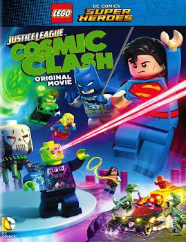 Lego DC Comics Super Heroes: Justice League – Cosmic Clash Poster