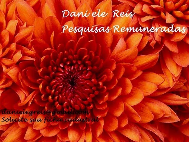 Daniele Reis - Pesquisas Remuneradas