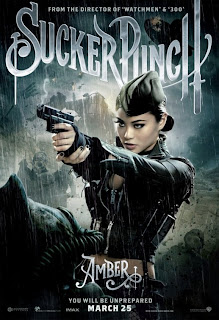 Sucker Punch Amber movie poster