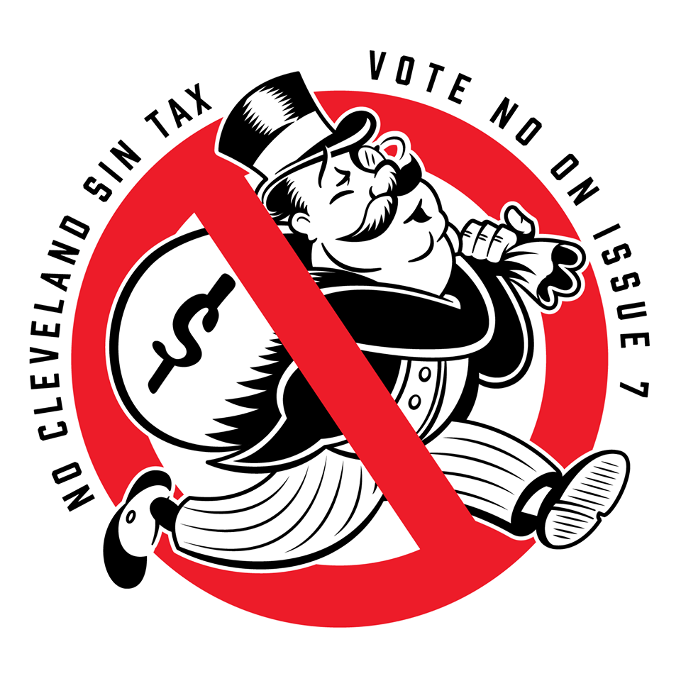 Vote No on the Sin Tax Issue 7