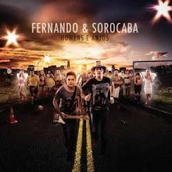 capa Fernando e Sorocaba Homens e Anjos