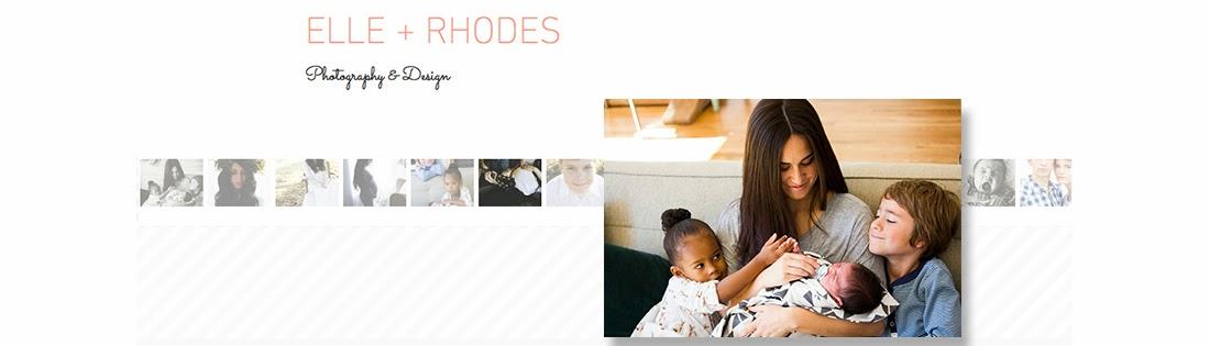 Elle + Rhodes