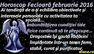 Horoscop Fecioară februarie 2016
